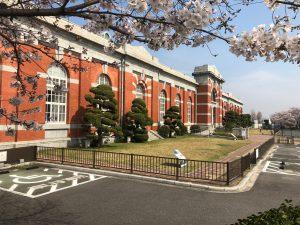 水道記念館(旧柴島浄水場送水ポンプ場)