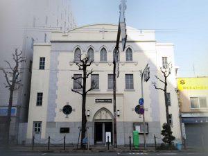 大阪日本橋キリスト教会