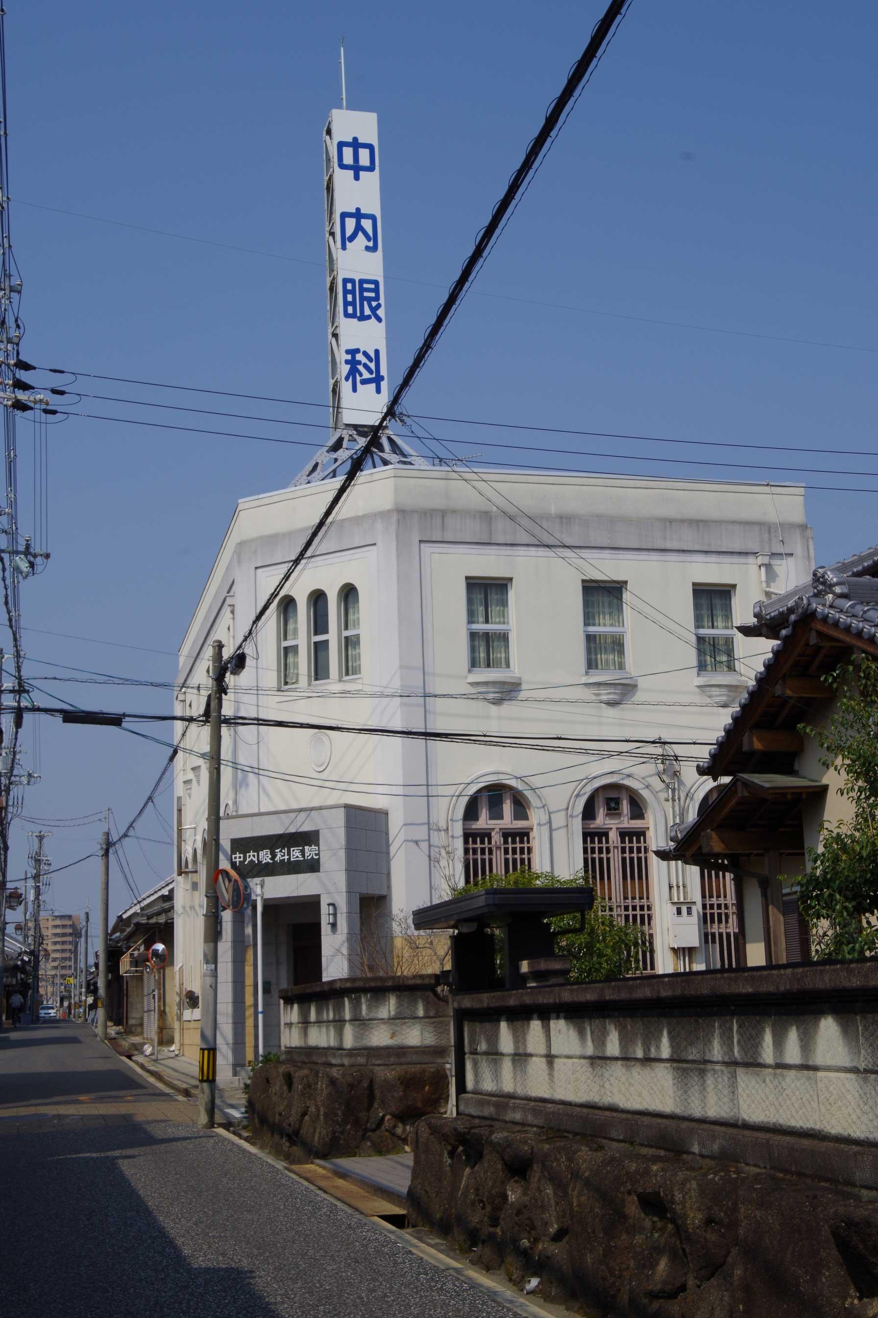 <p>建物全景</p>